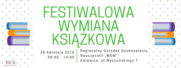 Festiwalowa Wymiana Książkowa
