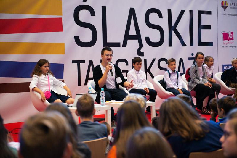 fot. Magdalena Galiczek-Krempa / Śląskie Targi Książki