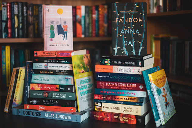 Znamy najlepsze książki 2018 roku
