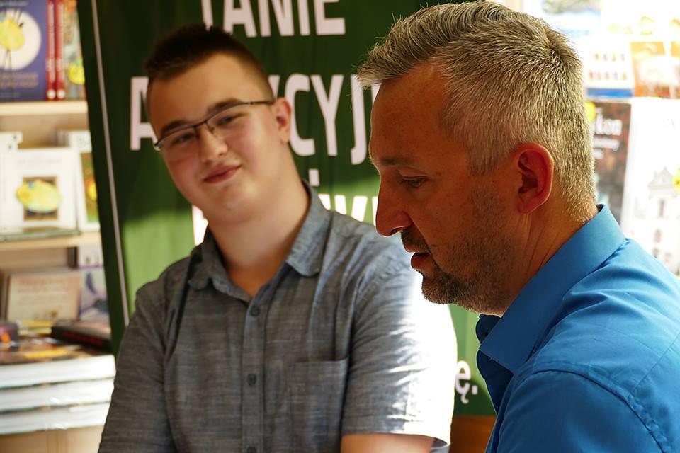 Wywiad z Wojciechem Nerkowskim