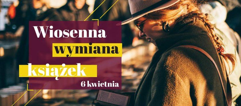 Wiosenna wymiana książkowa w Katowicach