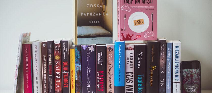 Oto najlepsze książki na lato 2020!