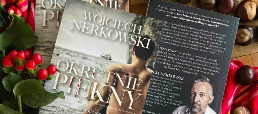 Morderstwo czy samobójstwo? Poznaj najnowszą książkę Wojciecha Nerkowskiego