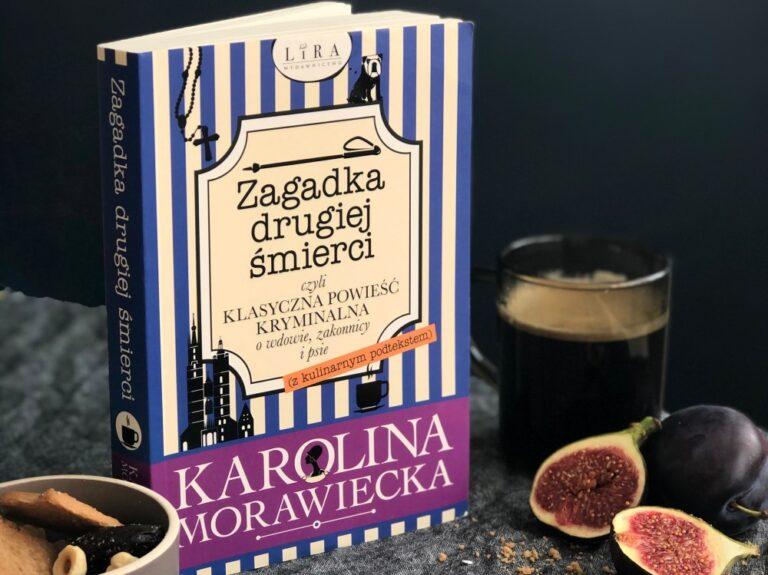 Morderczy trening i znikająca marynarka. Oto kolejna książka Karoliny Morawieckiej!